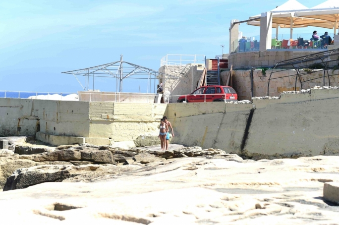 MEPA board unanimously rejects Sliema beach concessions
